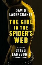 The Girl in the Spider's Web: Continuing Stieg Larsson's Millennium Series,Davi