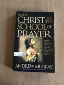 With Christ in the School of Prayer (Pure Gold Classics) [Paperback] Murray,
