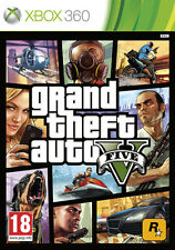 Grand Theft Auto V GTA 5 D1 Day One Edition XBOX 360 IT IMPORT