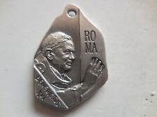 Vaticano medaglia papa Benedetto XVI stemma papale