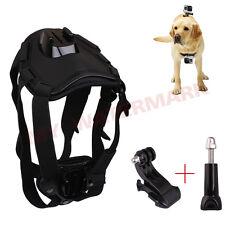 Dog Hound Fetch Harness Chest Belt Strap Mount For GoPro Hero 1 2 3 3+ 4 SJ4000