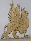 Griffin Puzzle - Part Eagle  Part Lion