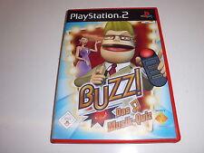 PlayStation 2   PS2  BUZZ! Das Musik-Quiz