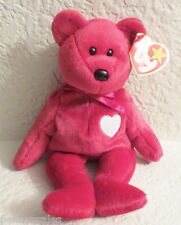 Ty Beanie Baby Valentina 5th Generation Hang Tag  Gasport Tag Error