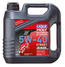 LIQUI Moly Racing Synth 4t 5 W-40 4 Liter 1685