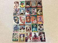 HALL OF FAME Baseball Card Lot 1960-2020 BOB GIBSON BABE RUTH REGGIE JACKSON