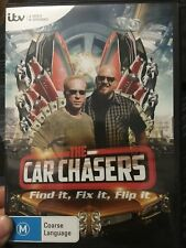 The Car Chasers Season 1 region 4 DVD (2 discs) car reality tv series