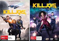 KILLJOYS - Season 1 & 2 : NEW DVD