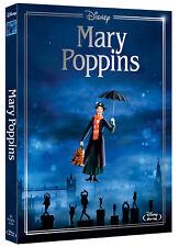 Mary Poppins (New Edition) (Blu-Ray) WALT DISNEY