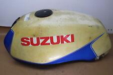 SUZUKI GSX250 GS400 GSX400 GAS TANK FUEL TANK RESERVOIR (SBGTU172) NO KEY