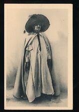 Algeria BISKRA Indigene ethnic coustume dress c1900/20s? PPC