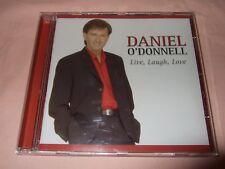 Daniel O'Donnell : Live, Laugh, Love CD