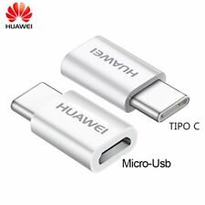 Huawei adaptador micro USB tipo C