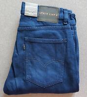 Herren Jungen Jeans LEVIS LEVI´S Line 8 Slim Straight W28 L32