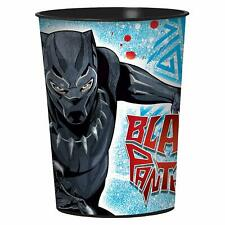 Black Panther Marvel Superhero Avengers Birthday Party Favor 16 oz. Plastic Cup