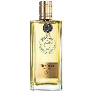 Nicolai Eau de Parfum unisex new york intense NIC1822 100ml scent perfume