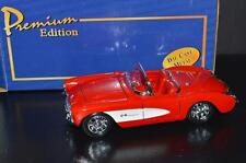 Welly 1/24 scale Car 1957 Chevrolet Corvette #9393 Red