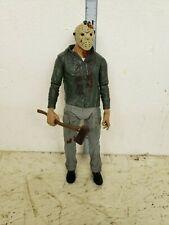 Mezco Cinema of Fear Jason Voorhees Figure no original packaging