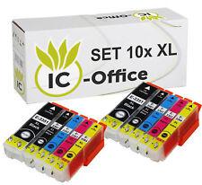10x XL TINTE PATRONEN für Epson XP530 XP640 XP900 XP530 XP630 XP635 XP830 Set