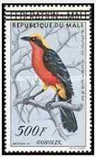 Timbre Oiseaux Mali PA8 ** lot 15678