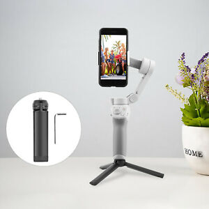 Metal Gimbal Tripod Phone Mount Stabilizer for DJI OM 4, Osmo Mobile 3/2 Camera