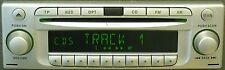 Chrysler Crossfire Becker Infinity OEM radio with AUX input added BE6806