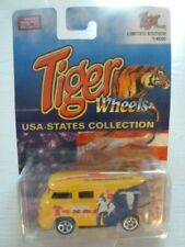 TIGER WHEELS 1/64 VW T1 LIMITED EDITION