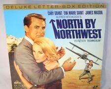 Laserdisc {h} * North By Northwest * Cary Grant Eva Saint James Mason Hitchcock
