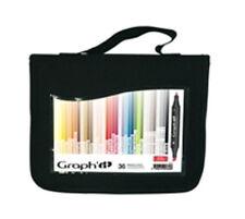 Graph It Marker Pen Set - 36 Colour Wallet