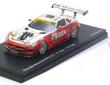 1:43 Schuco Mercedes SLS AMG GT3 #36, ADAC GT Master 2011