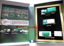 Braustolz-Buchset DDR-PKW Modelle Nr. 5 F 8 Kombi Trabant 500 Kombi 601 Klappfix
