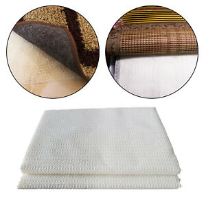 Drawer Liner Non-slip Shelf Mat Underlay Washable Waterproof Grip Carpet Pad
