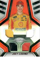 2018 Certified Complete Materials Red #10 Joey Logano /199