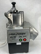 Robot Coupe Cl50  Commercial Continuous Feed Food Processor 120v