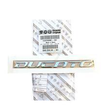 "Emblem Logo Schriftzug Ducato (250_ 290_) ""DUCATO"" original Fiat 1374793080"