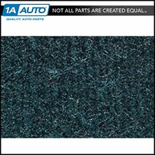 for 1984-89 Toyota 4Runner Cutpile 819-Dark Blue Passenger Area Carpet Molded