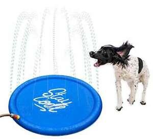 Splashy Matte Wasserspielzeug Springbrunnen Kühlmatte Hundepool Hundebrunnen
