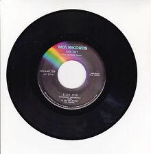 Elton JOHN Vinyl 45T SICK CITY - DON'T LET THE SUN GO DOWN ON ME -MCA 40259 RARE