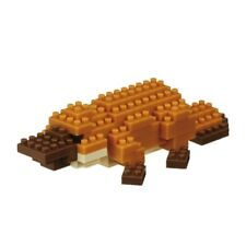 nanoblock - Platypus - nano blocks micro-sized blocks by Kawada Japan (NBC-284)