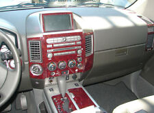Fits Volvo S80 99-05 WOOD CHROME OR CARBON FIBER DASH KIT TRIM PANEL PARTS