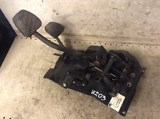 Mercedes Benz C Class W203 Cluch and brake pedal 2032901701
