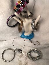 *All Kinds *Higher End Jewelry *Nice 10 Ladies Wrist Bracelets *Vintage & New