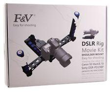F&V DSLR Shoulder Rig Support Bracket