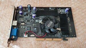 Elsa Gladiac 516 AGP videocard (nvidia GeForce2 Ti, 64MB DDR