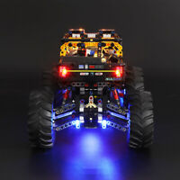 USB LED Light Lighting Kit For LEGO 42099 4x4 For X-Treme Off-Roader Car Toys ≈