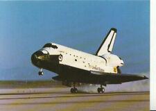 Space Postcard - Space Shuttle Landing - Ref 9465A