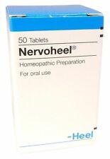 NERVOHEEL N HEEL Tabs *50 Homeopathy Nervousness Sleep Disorder insomnia stress
