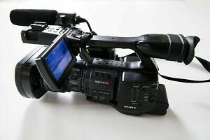 SONY PMW EX1 - XDCAM EX broadcast -SxS card - full HD. État (694h)