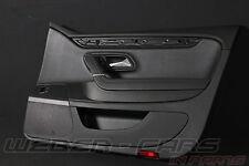 orig VW Passat CC Türverkleidung Beifahrertür vorne rechts Leder (schwarz)
