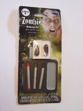 Step by Step Zombie Makeup Kit Halloween Unique Zombie Makeup kit